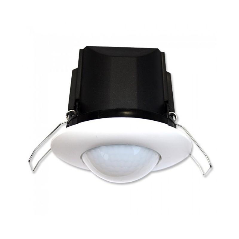 Detecteur de pr sence 360 faux plafond d63 mm be492196 - Detecteur de presence exterieur 360 ...