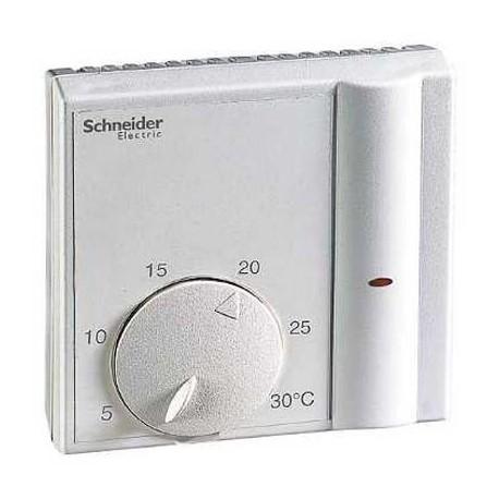 thermostat fil pilote 6 ordres schneider thfp 15879. Black Bedroom Furniture Sets. Home Design Ideas