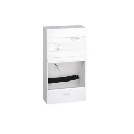 coffret de communication schneider grade1 lexcom home essential xl. Black Bedroom Furniture Sets. Home Design Ideas