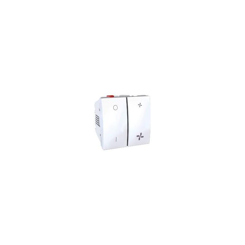 double interrupteur vmc 2 vitesses position marche arr t 2. Black Bedroom Furniture Sets. Home Design Ideas