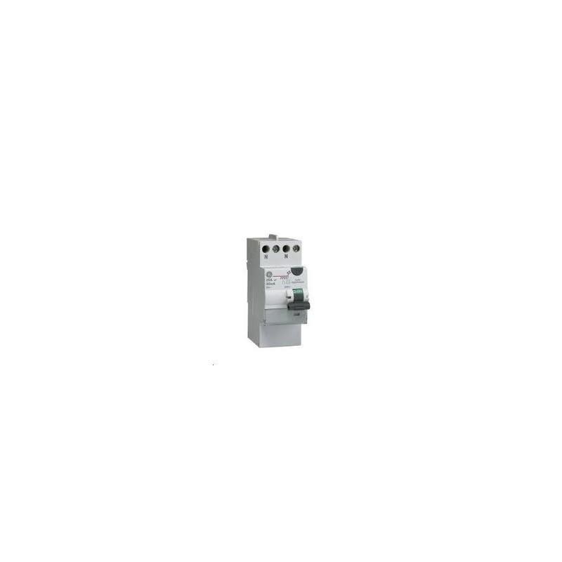 interrupteur differentiel 40a type ac 30ma 230v general electric. Black Bedroom Furniture Sets. Home Design Ideas