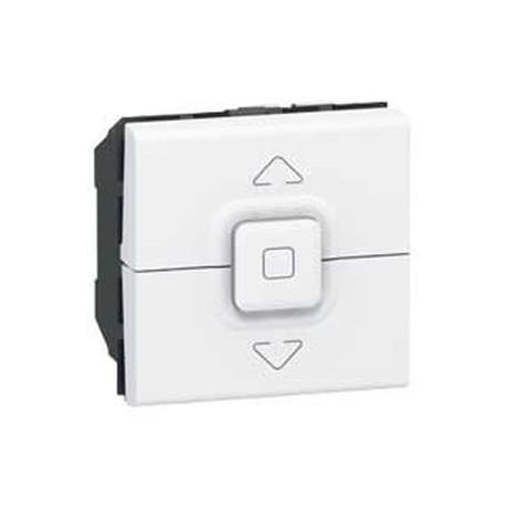 interrupteur volet roulant legrand mosaic 2 modules. Black Bedroom Furniture Sets. Home Design Ideas