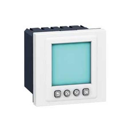 interrupteur horaire programmable legrand mosaic 2. Black Bedroom Furniture Sets. Home Design Ideas