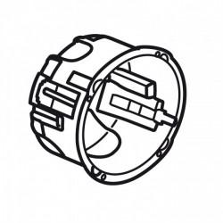 Boîte d'encastrement Batibox simple multimatériaux Legrand Diam.80 mm - prof. 50 mm