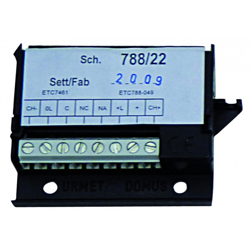 Relais repetiteur d 39 appel mini urmet 788 22 - Urmet mini note ...