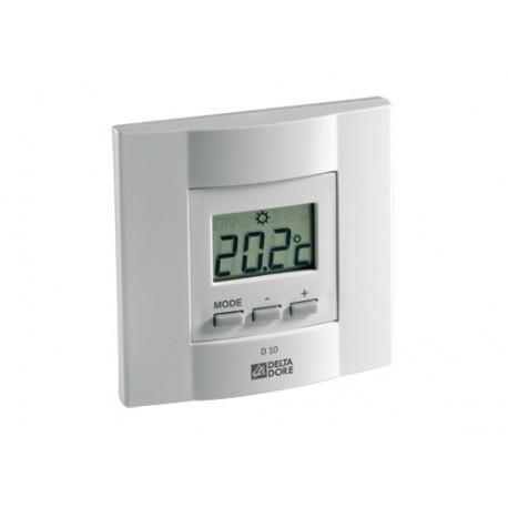 delta dore diana d10 thermostat lectronique pour chauffage. Black Bedroom Furniture Sets. Home Design Ideas