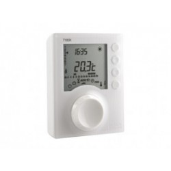 Thermostat programmable filaire 1 zone Delta Dore tybox 710