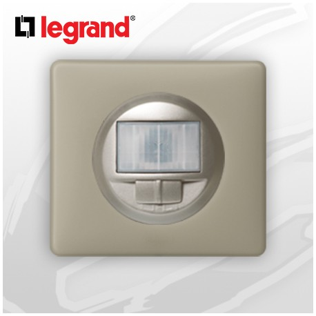 legrand c liane complet poudr interrupteur automatique. Black Bedroom Furniture Sets. Home Design Ideas