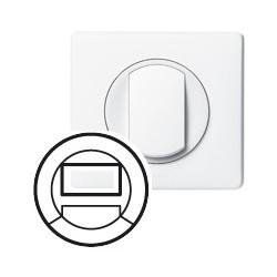 Interrupteur automatique de balisage blanc Legrand celiane