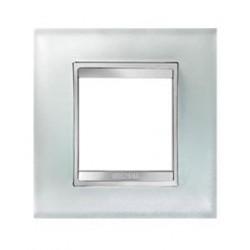 Plaque lux 2m verre glace Gewiss chorus