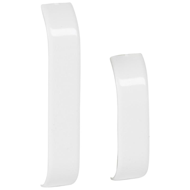 joint de couvercle pour plinthe dlplus h 20 blanc legrand 033668. Black Bedroom Furniture Sets. Home Design Ideas