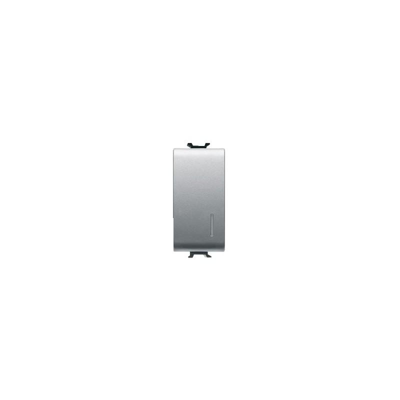 gewiss va et vient 1m lumineux loc titane gw14052. Black Bedroom Furniture Sets. Home Design Ideas