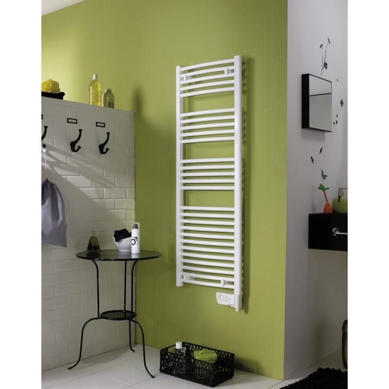thermor seche serviette corsaire cintre blanc 500w 472 311. Black Bedroom Furniture Sets. Home Design Ideas