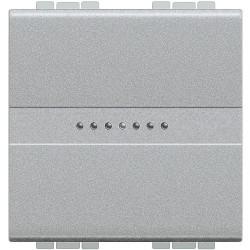 poussoir livinglight contact no 10 a 250 v connexion auto tech 2 mod