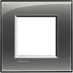 plaque livinglight kristall 2 modules brouillard