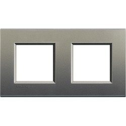 plaque avenue livinglight 2 2 modules