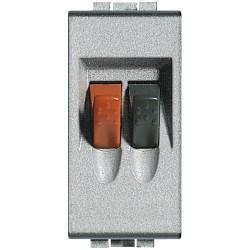 connecteurs audio video pour haut parleur livinglight tech 1 module