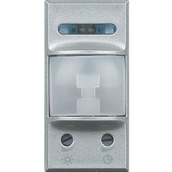interrupteur automatique ir 200w 1 module axolute alu