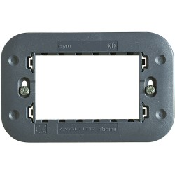 support a vis pour plaques axolute 3 modules