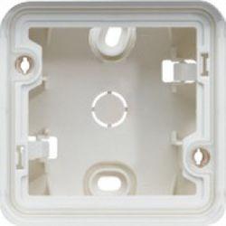 cubyko Boîte simple vide assoc. blanc