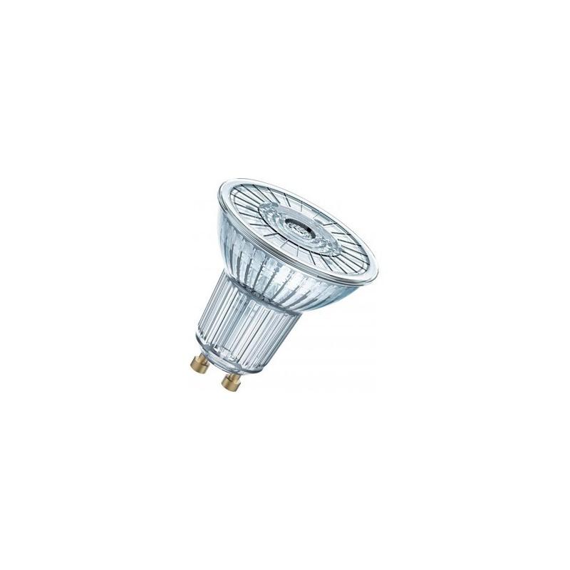 Ampoule led osram star gu10 par16 50 36 4 3w 50w cool for Ampoule led osram gu10