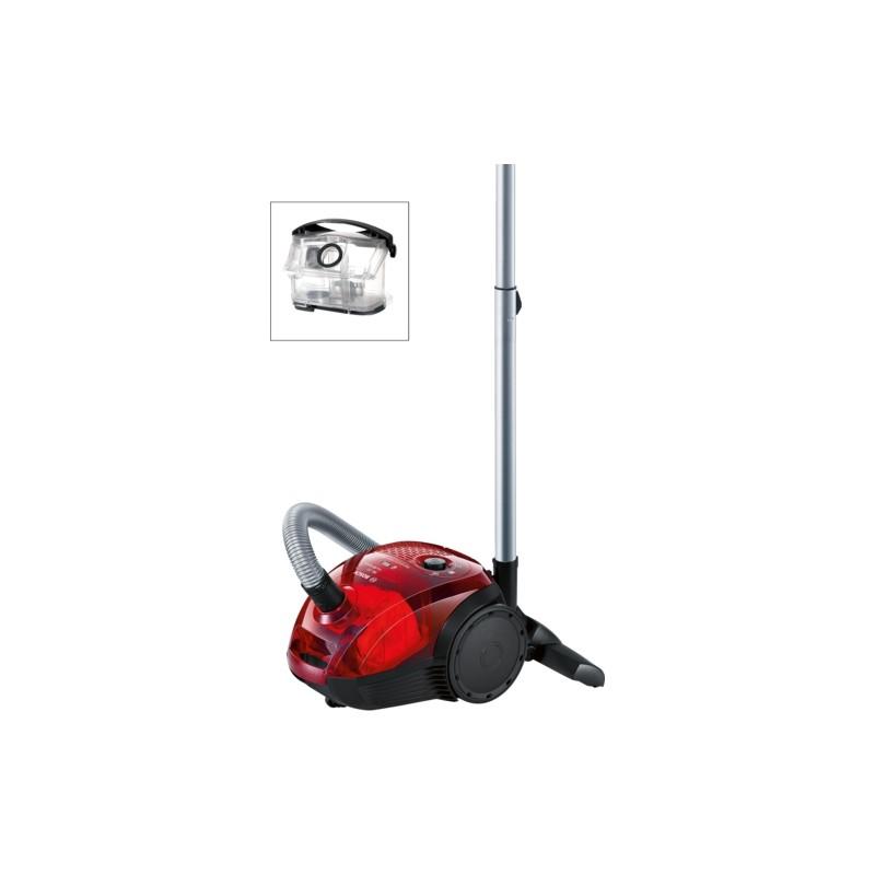 aspirateur avec sac sans sac gl20 rouge. Black Bedroom Furniture Sets. Home Design Ideas