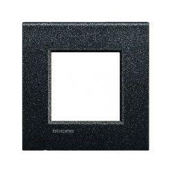 Plaque Livinglight Air Neutre 2+2+2 modules entraxe 71 mm - Lave