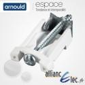 Griffes pour Arnould Espace