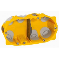 Boite Encastrement 2 Postes Legrand BATIBOX ENERGY 40MM