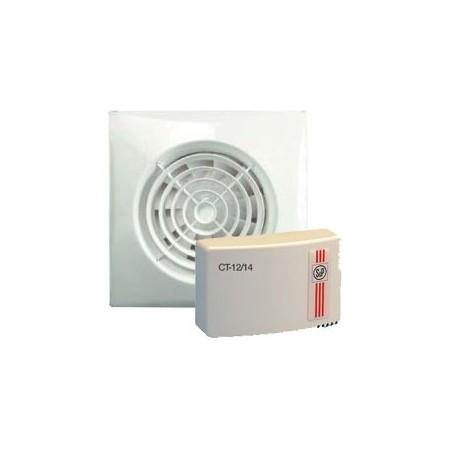 Kit a rateur unelvent silent 100 chz 12v - Aerateur salle de bain 12 volts ...