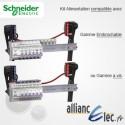 Kit Alimentation Schneider cable 16mm2 pour Peigne Vertical