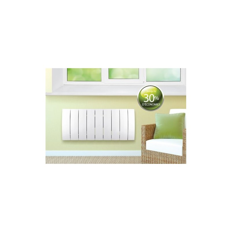radiateur fluide atlantic galapagos 1400w digital bas. Black Bedroom Furniture Sets. Home Design Ideas