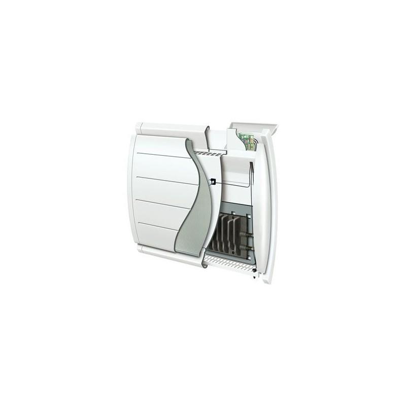 radiateur atlantic maradja 1500w inertie fonte vertical. Black Bedroom Furniture Sets. Home Design Ideas