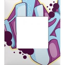 Plaque 1 Poste collection Tizieu Letter Arnould Evolution