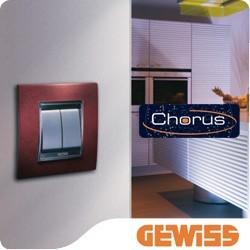 gewiss chorus art lux one appareillage lectrique achat. Black Bedroom Furniture Sets. Home Design Ideas