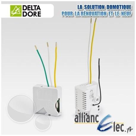 Delta dore guide d 39 achat for Delta dore tyxia 2610