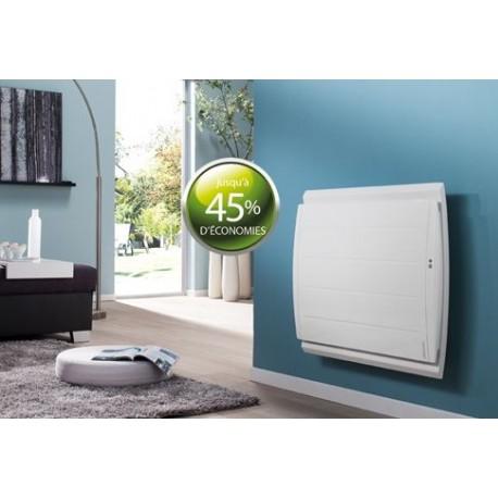 atlantic cradiateur maradja 2000w inertie fonte horizontal blanc pilotage intelligent catgorie. Black Bedroom Furniture Sets. Home Design Ideas