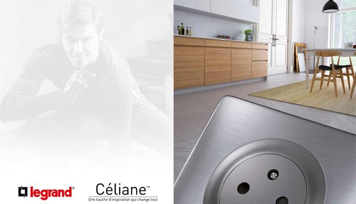 Bouton Legrand Céliane