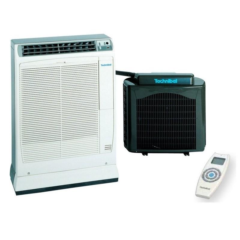 Climatiseur Portable : Climatiseur portable scdf c technibel tchscdf i