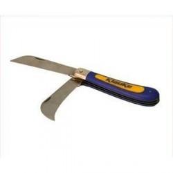 Couteau d'électricien 2 Lames Klauke