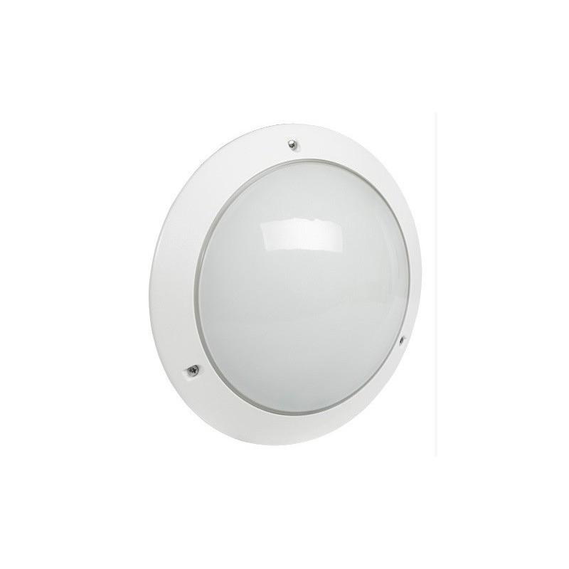 Hublot etanche avec d tecteur int gr lampe halog ne 53w ip54 - Lampe avec detecteur ...
