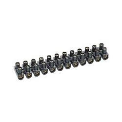 Barrette de Connexion Legrand Nylbloc Capacité 6 mm² Noir domino