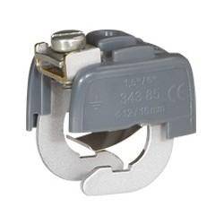 Connecteur de Liaison Équipotentielle Diam. Mini 12 mm Diam. Maxi 16 mm Legrand