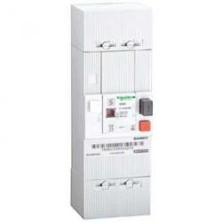 Disjoncteur Branchement Schneider DB90 2P 15/45A Differentiel Instantané 500ma