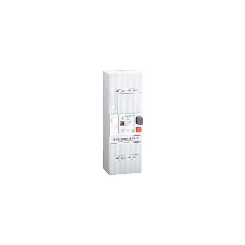 Disjoncteur branchement puissance 3 6 9kva schneider fr quence50 60hz - Branchement disjoncteur differentiel ...