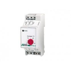 Thermostat Modulaire Tout ou Rien a 1 Consigne DeltaDore T1C-2 5/35