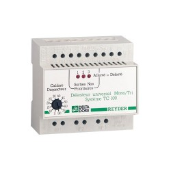 Délesteur Monophasé ou Triphasé pour Compteur Electromécanique DeltaDore REYDER