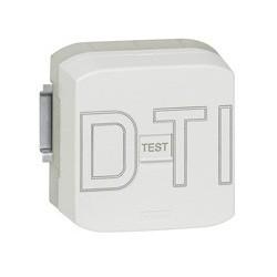DTI Format RJ 45 pour Coffret de Communication Legrand