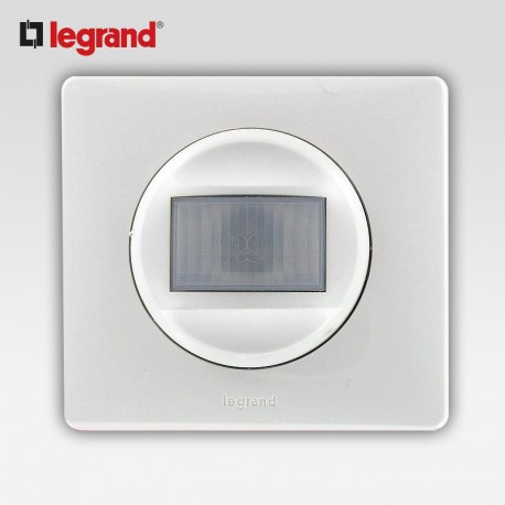 legrand celiane interrupteur automatique de balisage blanc complet. Black Bedroom Furniture Sets. Home Design Ideas