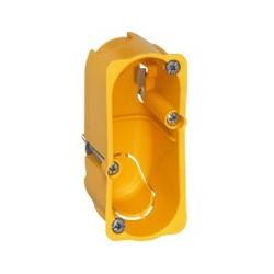Boite d'encastrement Legrand Monoposte 1 Module Prof 40mm